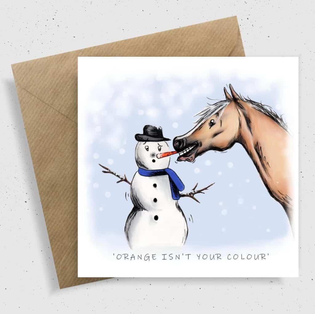 horse card cowgirl magazine