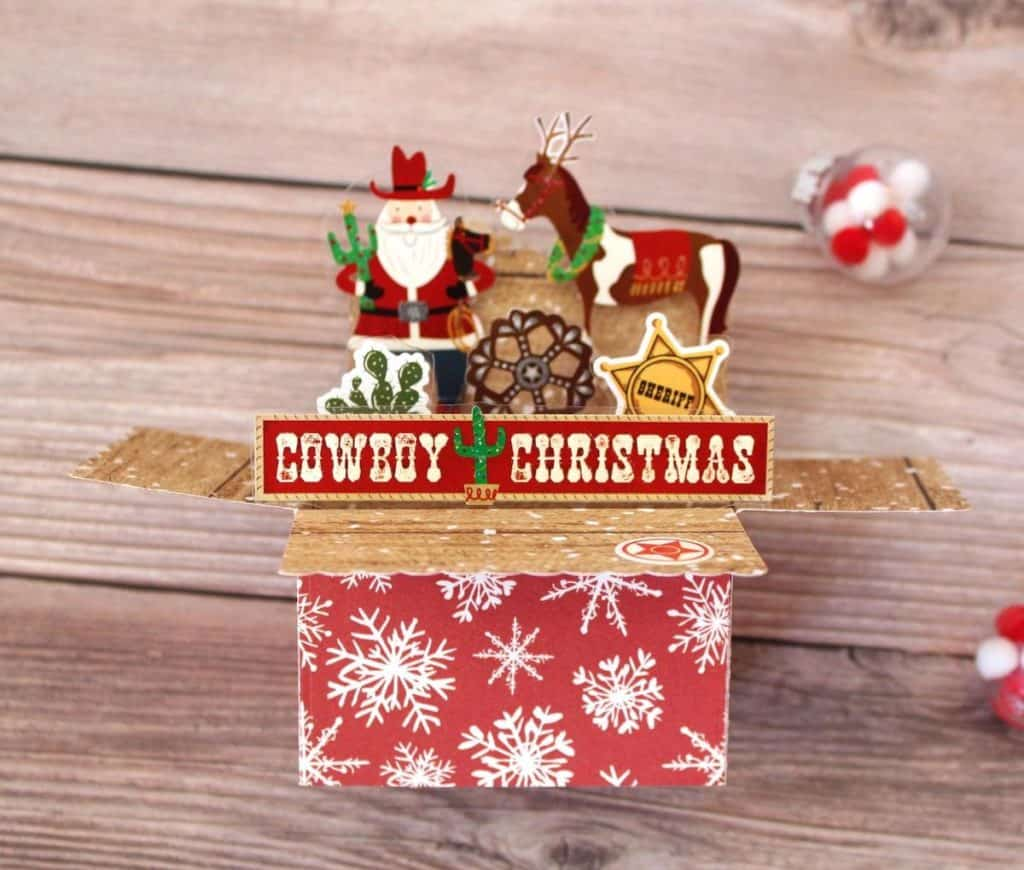 cowboy christmas cowgirl magazine