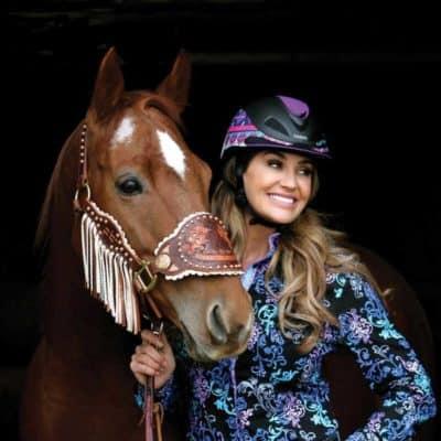 fallon taylor cowgirl magazine