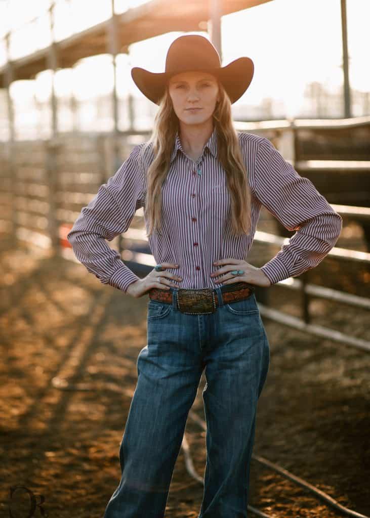 katie perschbacher cowgirl 30 under 30 2021 cowgirl magazine