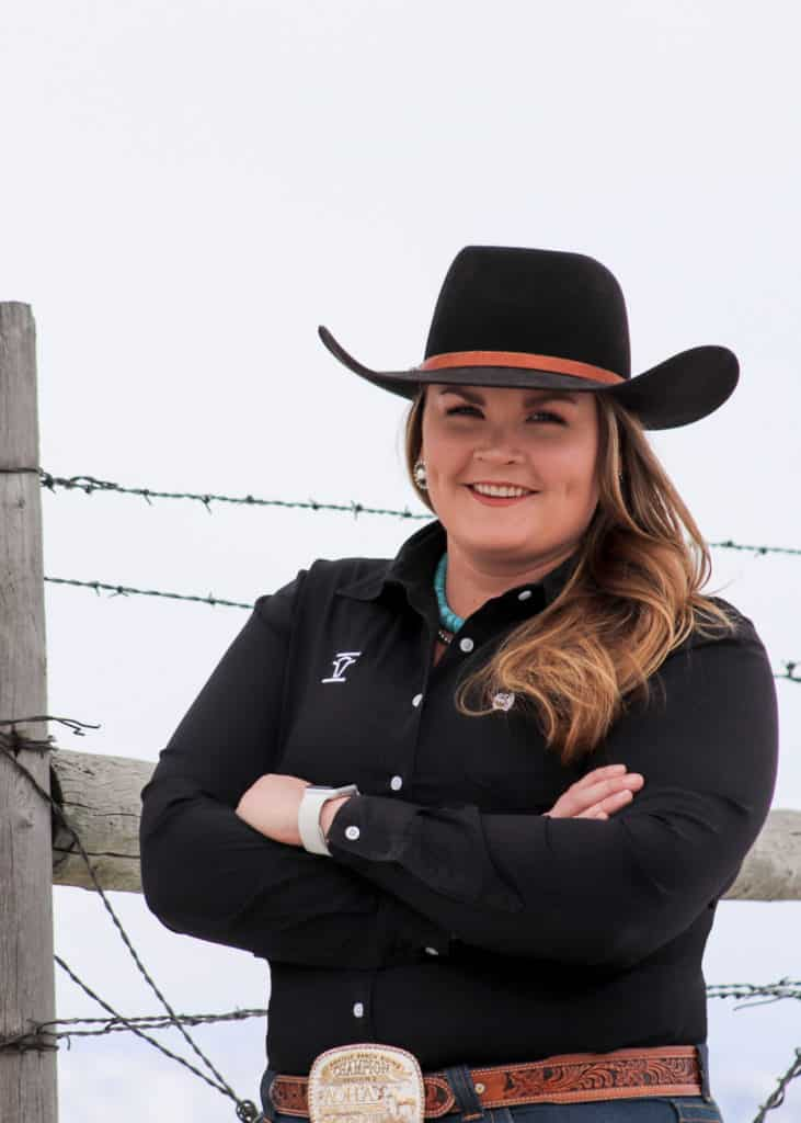 kim rounds cowgirl 30 under 30 2021 cowgirl magazine
