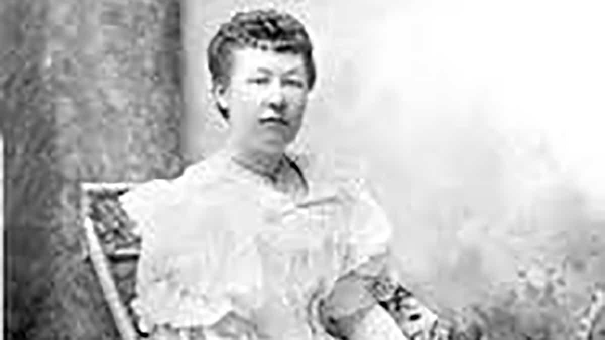 Lillian - Lillian heath - Dr - Doctor - Wild women of the west - WWOTW - Western Women - Cowgirl Magazine