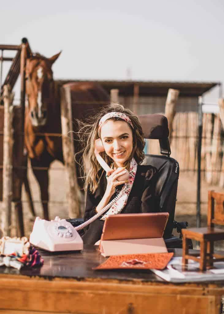 sierra rae lewis cowgirl 30 under 30 2021 cowgirl magazine