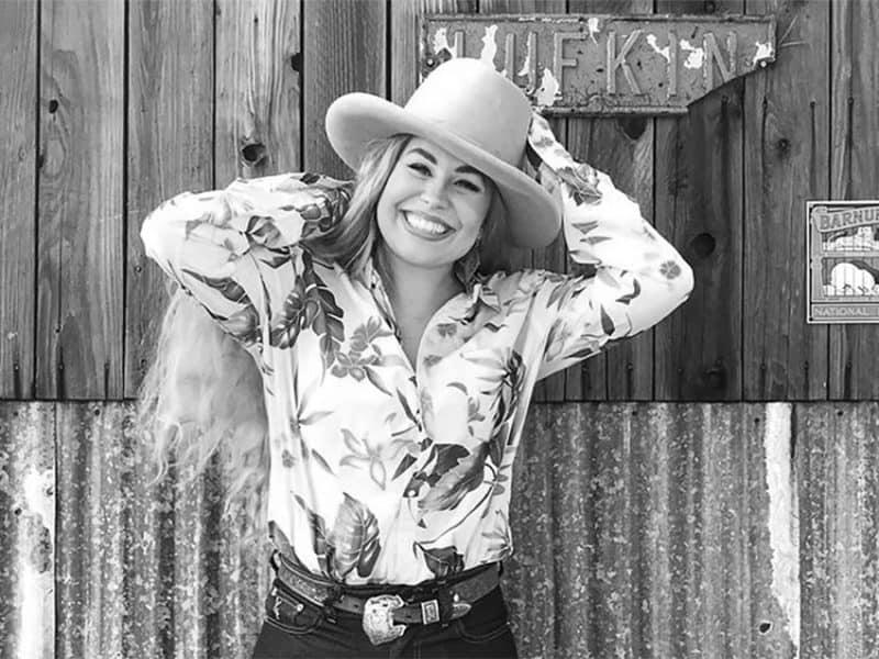 Dear Cowgirl Keep The Dream Alive - Dream On - Cowgirl Magazine - Buckaroo Cowgirl