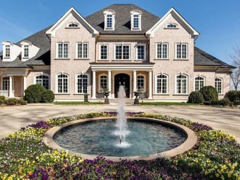 kelly clarkson home mansion cowgirl magazine