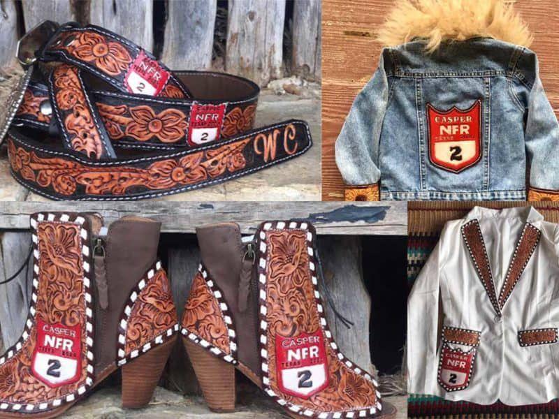 nfr leatherwork cowgirl magazine