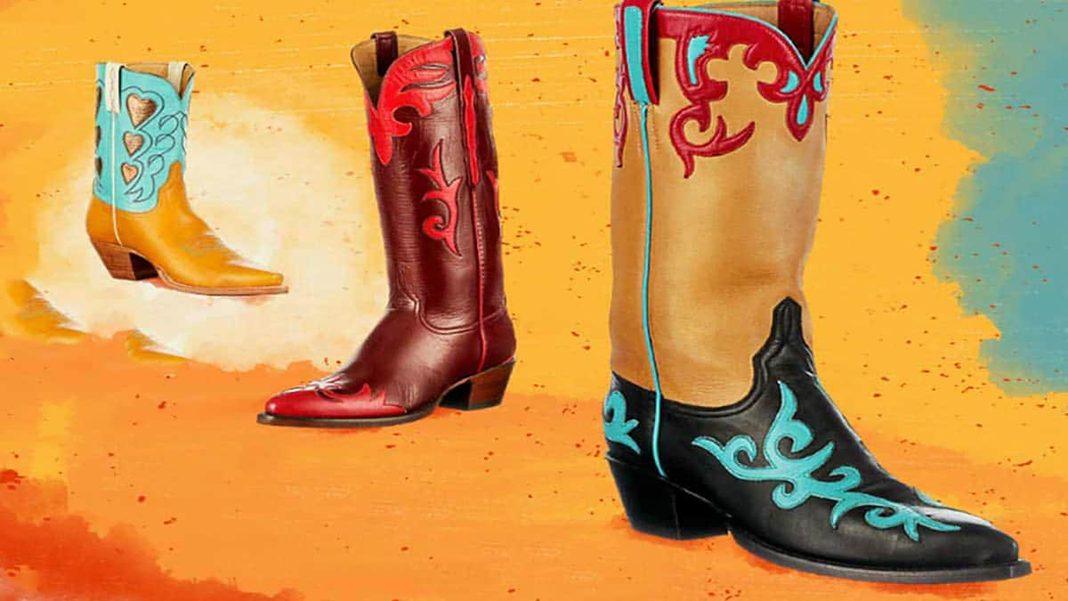 lucchese cowgirl magazine