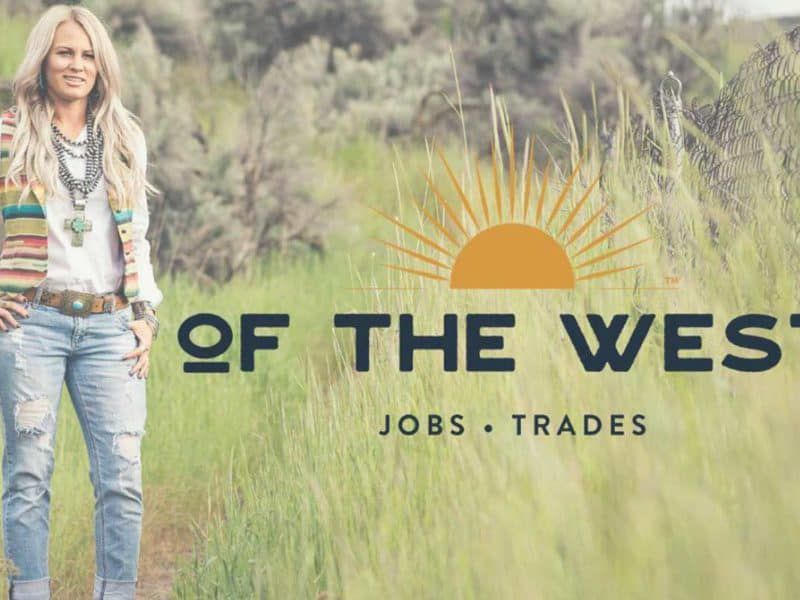 of the west Jessie Jarvis cowgirl magazine