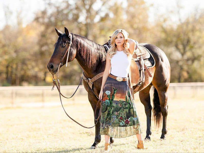 fashion posse boot barn cowgirl magazine
