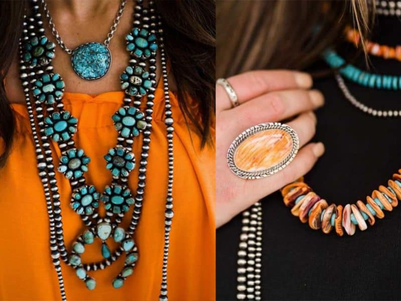 turquoise & co. Cowgirl Magazine