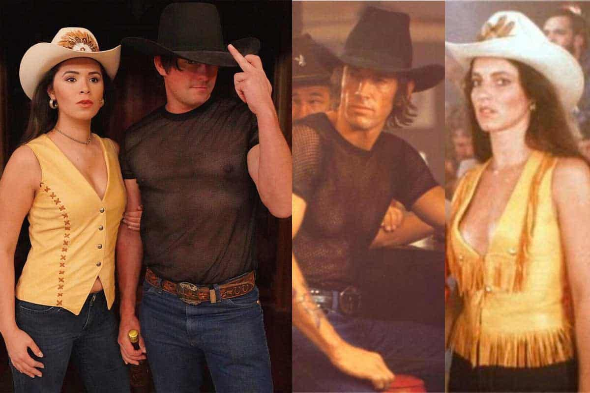 urban cowboy gilley's gilly's bud and sissy pam cowgirl magazine