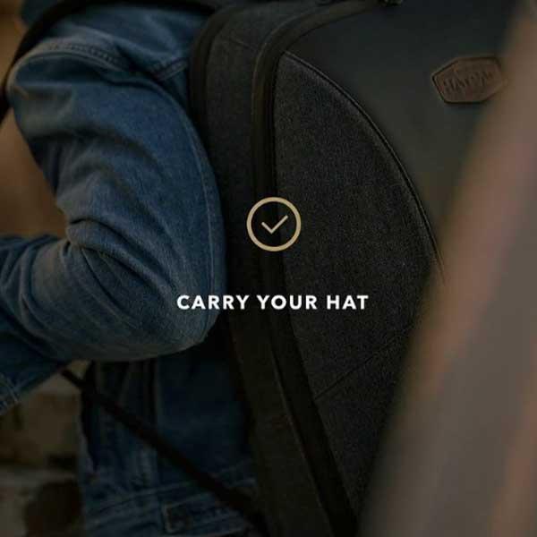 hatpac hatpack hat pack cowboy hat cowgirl magazine