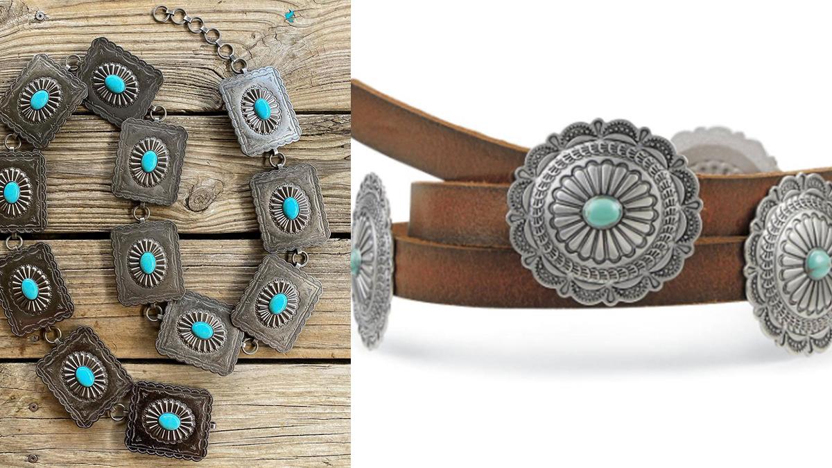 concho belts cowgirl magazine