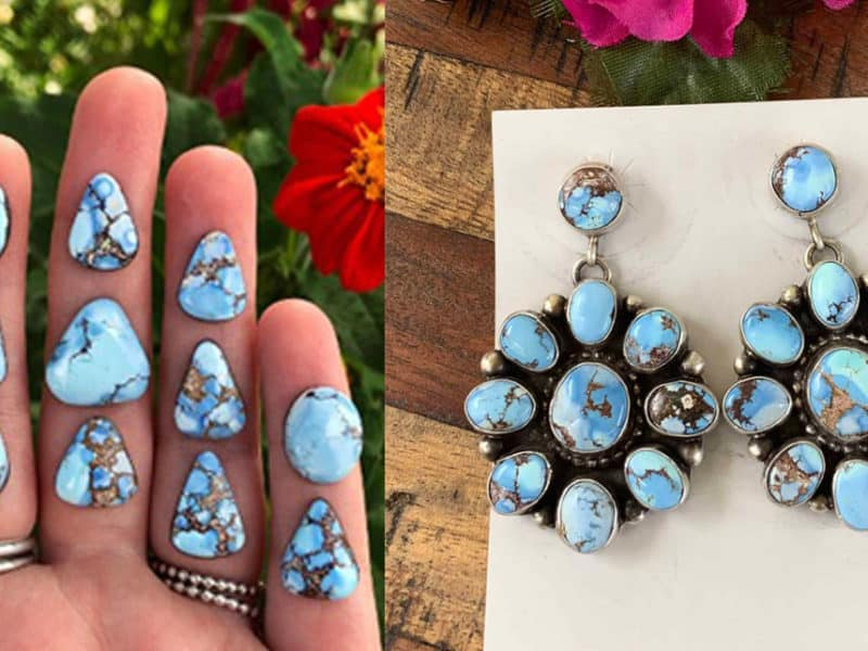 Golden Hill Turquoise Cowgirl Magazine