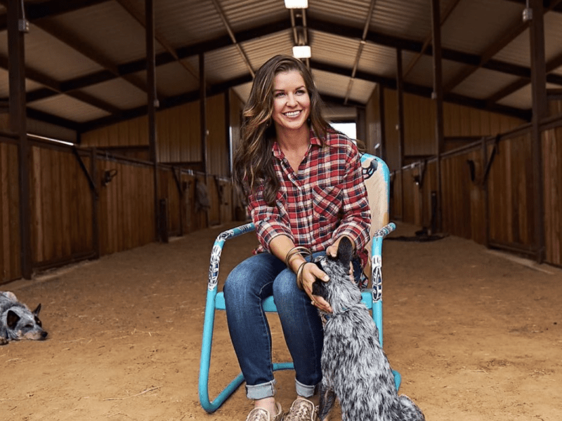 Hailey advice cowgirl magazine