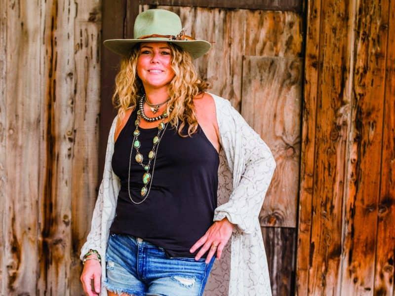 Kelli Tracy cowgirl magazine