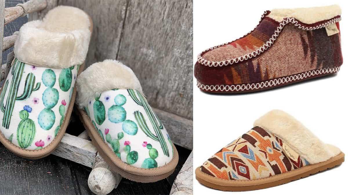 western slippers cowgirl magazine