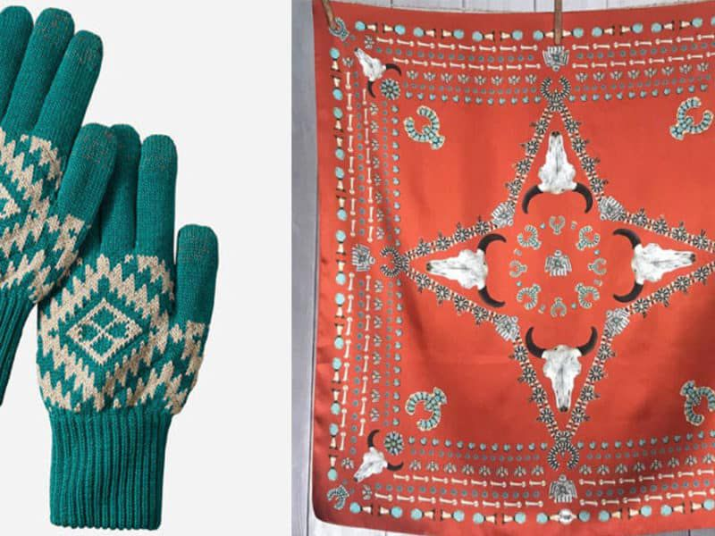 Pendleton gloves wild rag cowgirl magazine