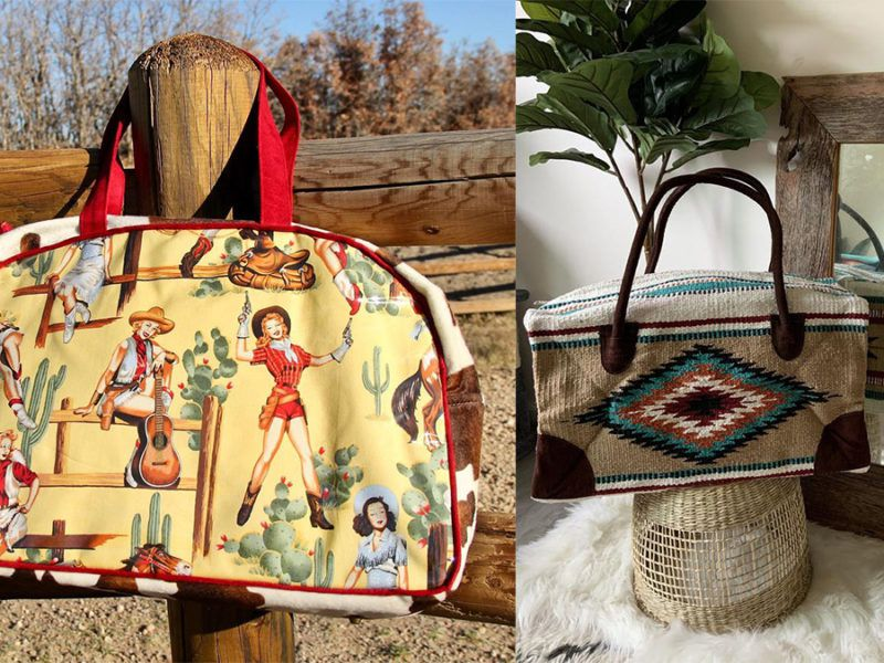 travel bags cowgirl magazine