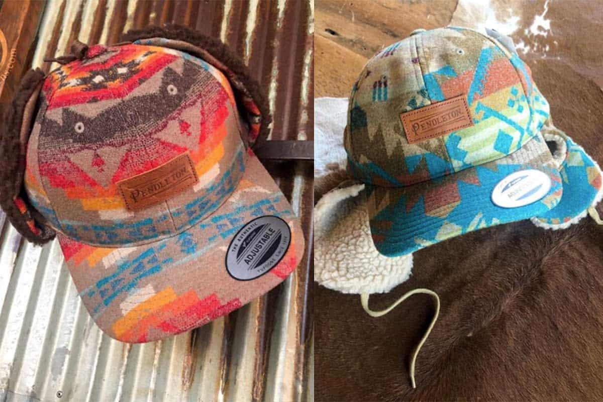 pendleton cap ear flaps cowgirl magazine