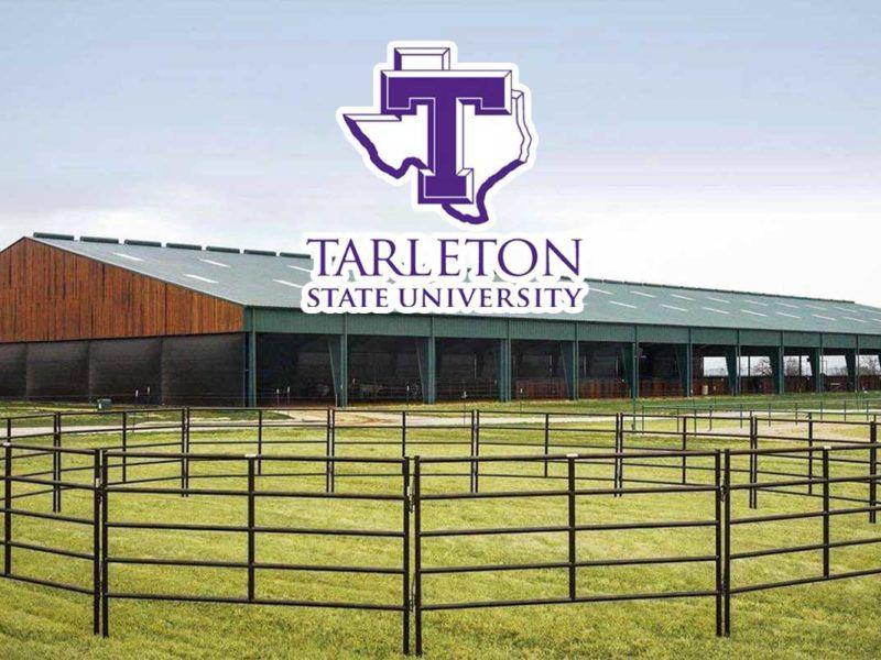 Tarleton state university rodeo team Clinton Anderson downunder horsemanship rodeo arena cowgirl magazine