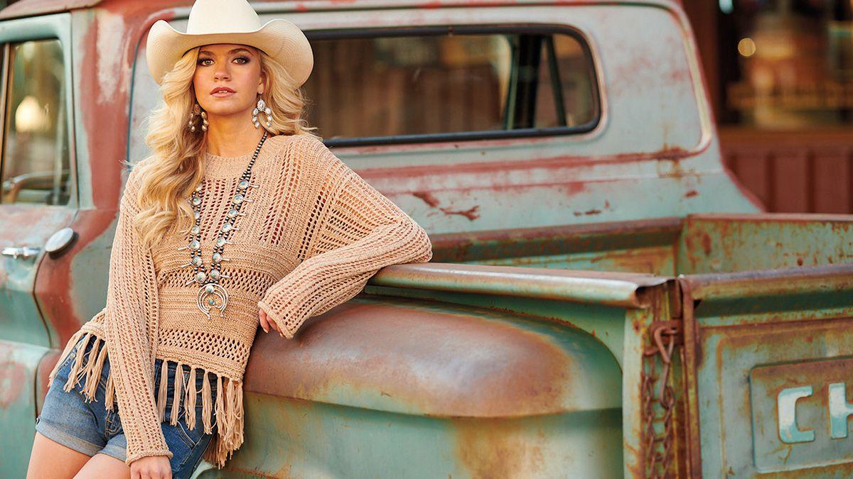 rock and roll denim cowgirl magazine