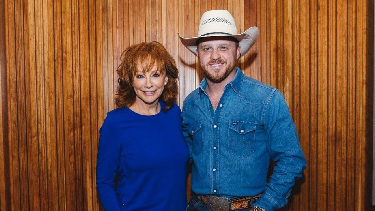 reba mcentire cody johnson cowgirl magazine