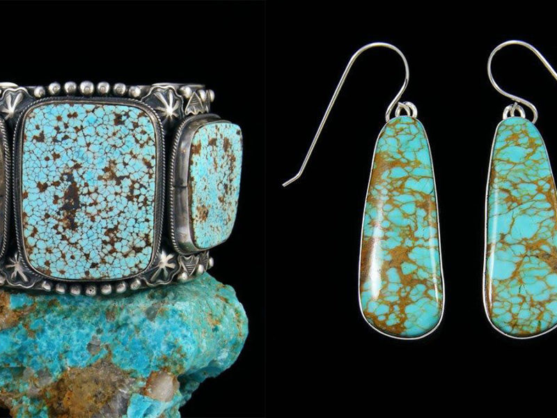 number 8 turquoise cowgirl magazine