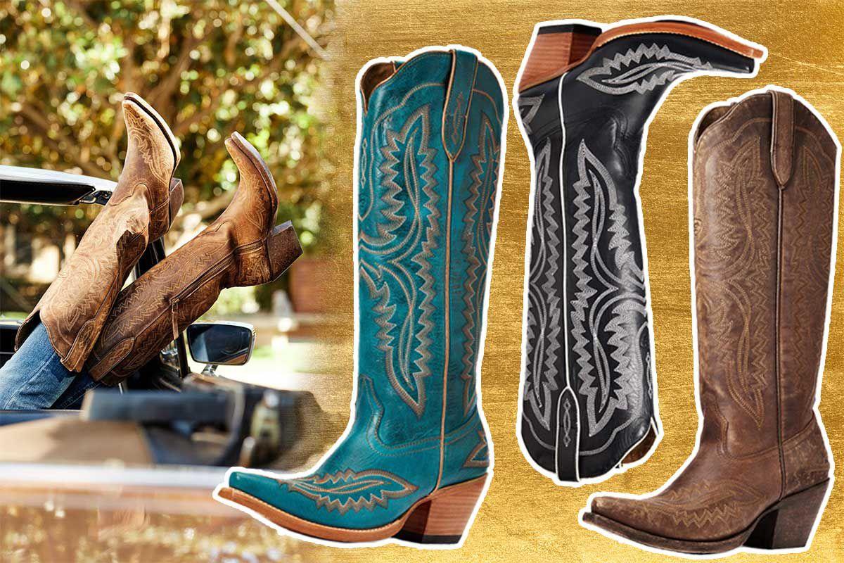 Ariat casanova cowboy boots boot cowgirl magazine