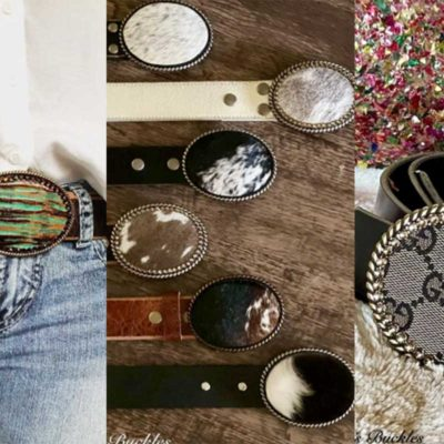 Beth's buckles cowgirl magazine