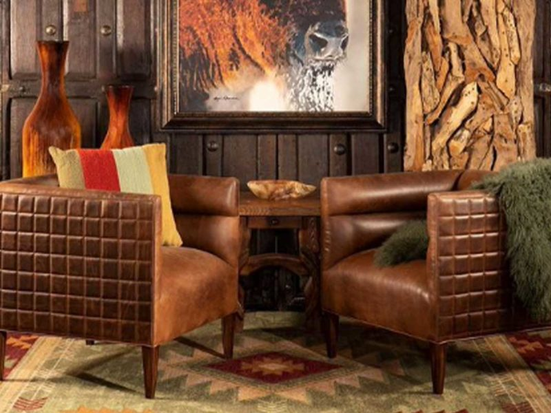 boxer chairs boxer chair adobe interiors cowgirl magazine