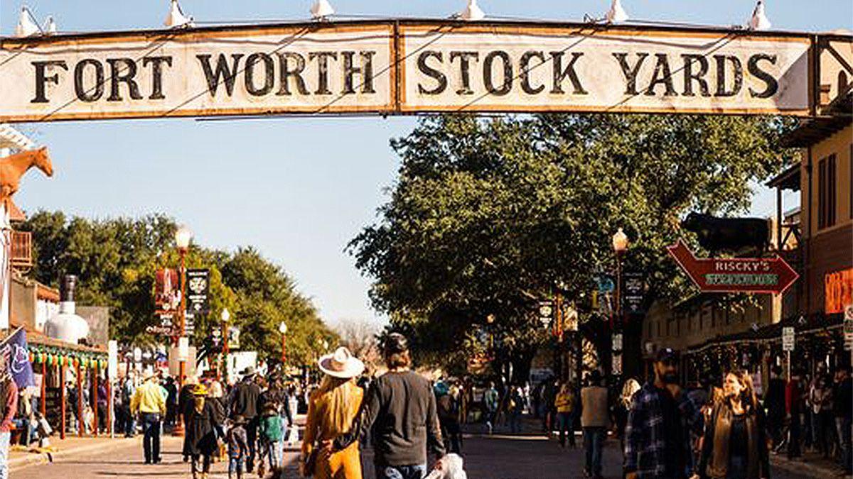 fort worth stockyards cowgirl magazine