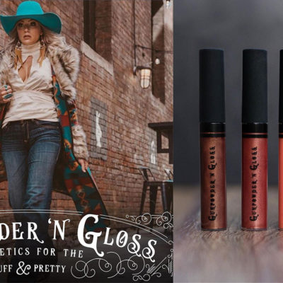 gunpowder n gloss cowgirl magazine