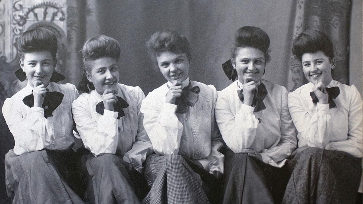 the harvey girls cowgirl magazine
