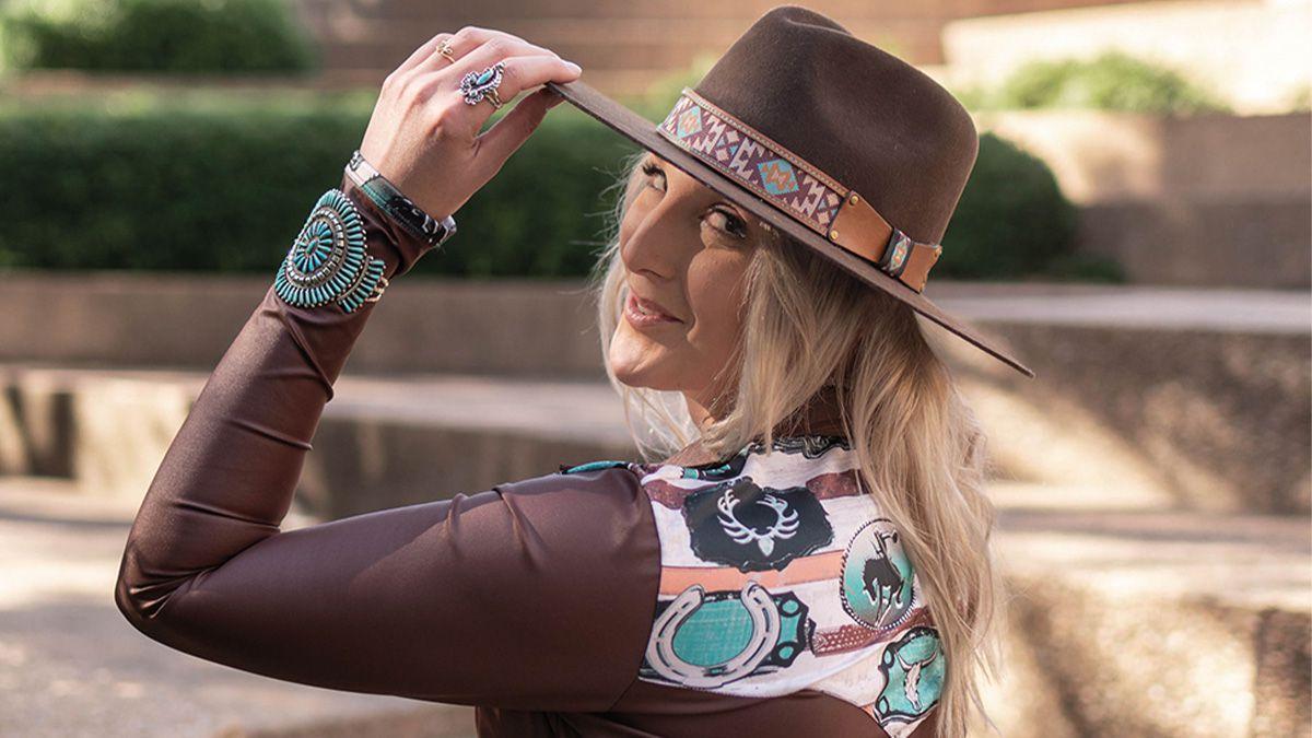 kaitlin lorman cowgirl magazine