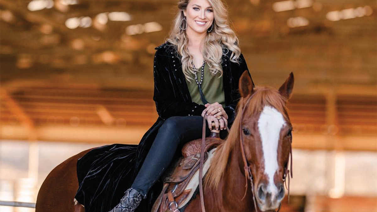 loni lester cowgirl magazine