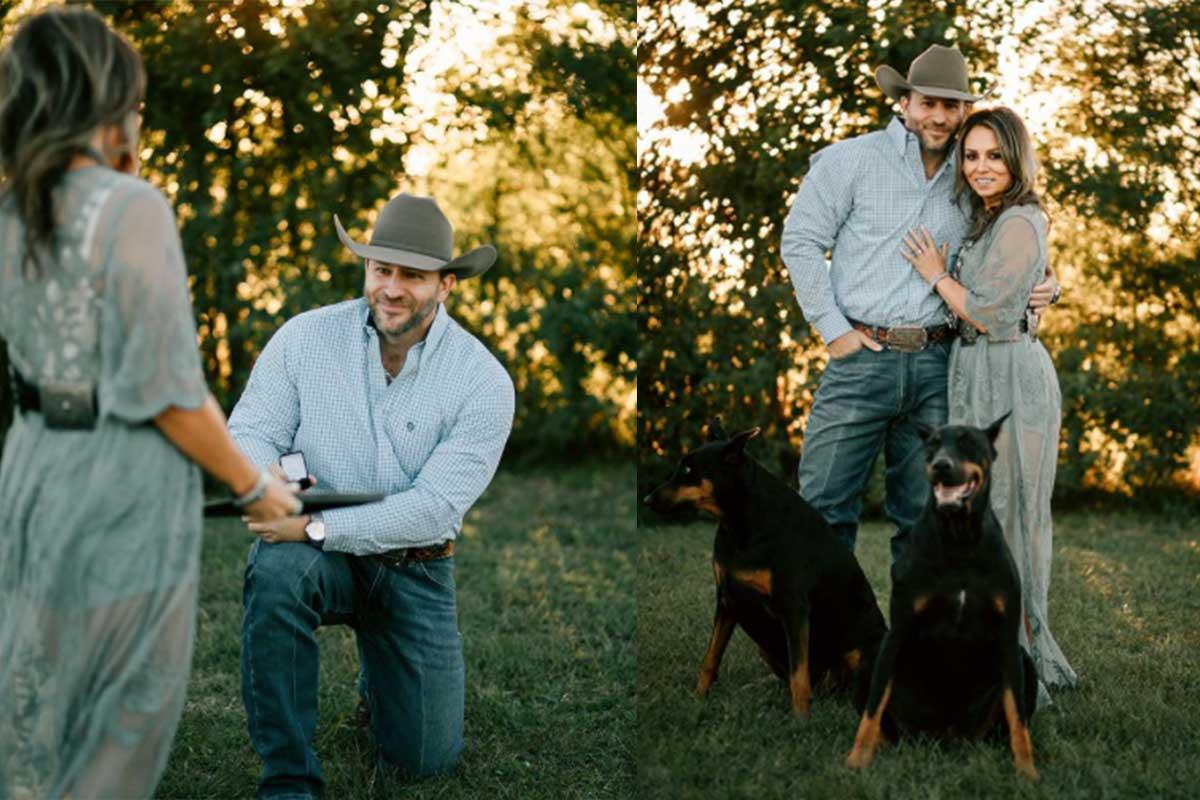 Matt West now podcast Megan Richards cowgirl magazine
