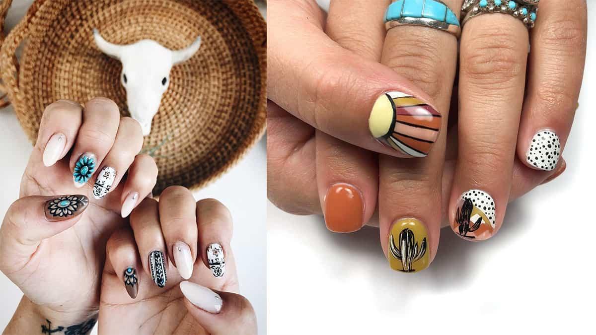 western nails cowgirl magazine