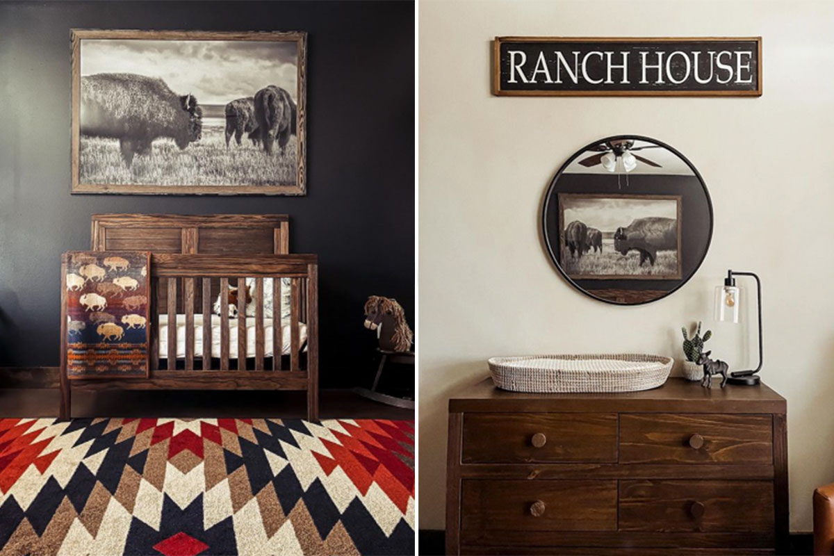 buffalo nursery cowgirl magazine
