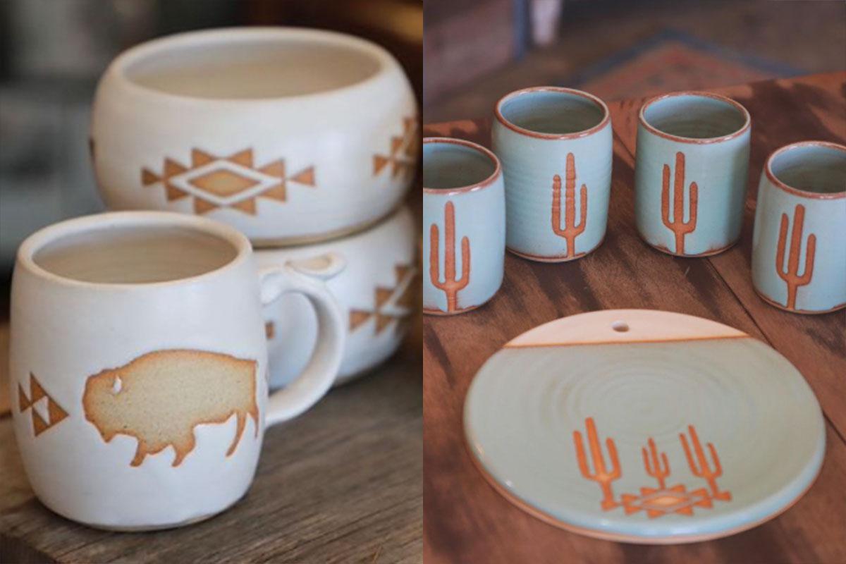 pottery kiln cowgirl magazine