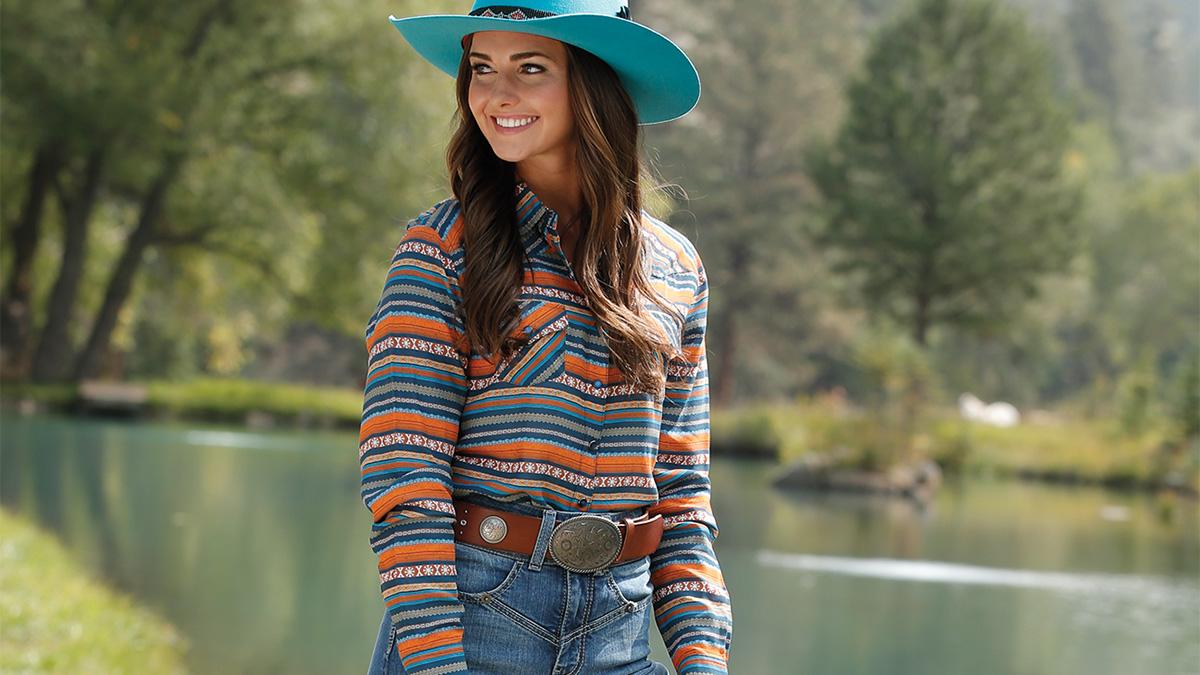 retro rodeo cowgirl magazine