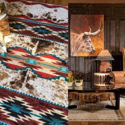 american Dakota rugs cowgirl magazine
