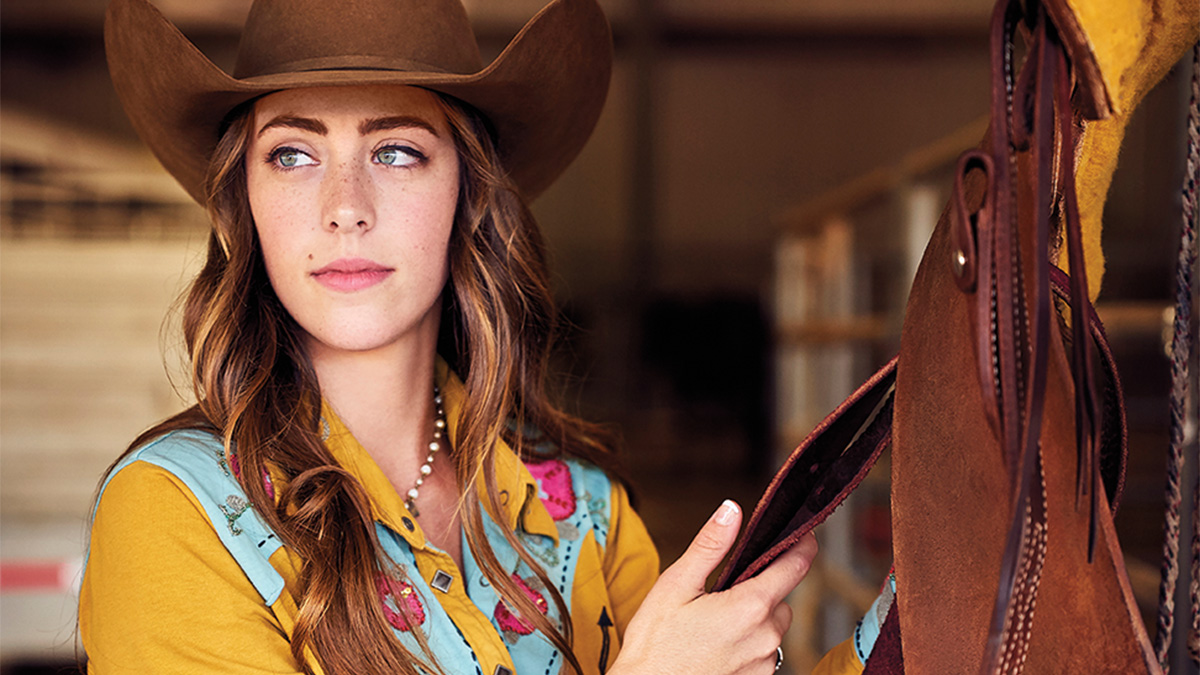 sarah brown armstrong cowgirl magazine