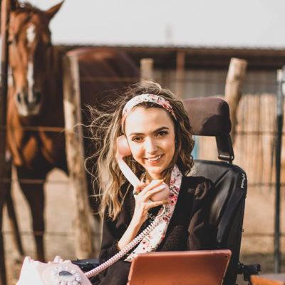sierra lewis cowgirl magazine