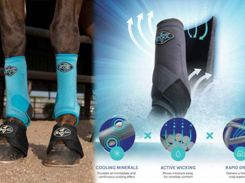 professional's choice 2XCOOL SPORTS MEDICINE BOOT cowgirl magazine