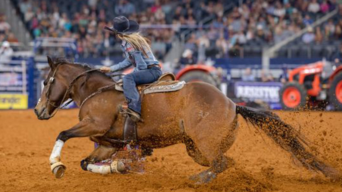 the american rodeo cowgirl magazine