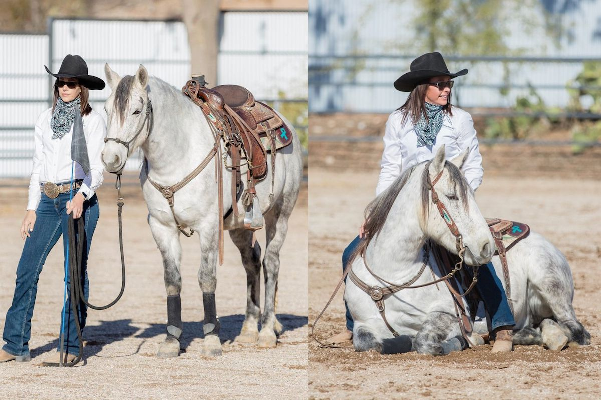 mustang cowgirl magazine