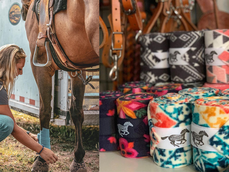 polo wraps cowgirl magazine