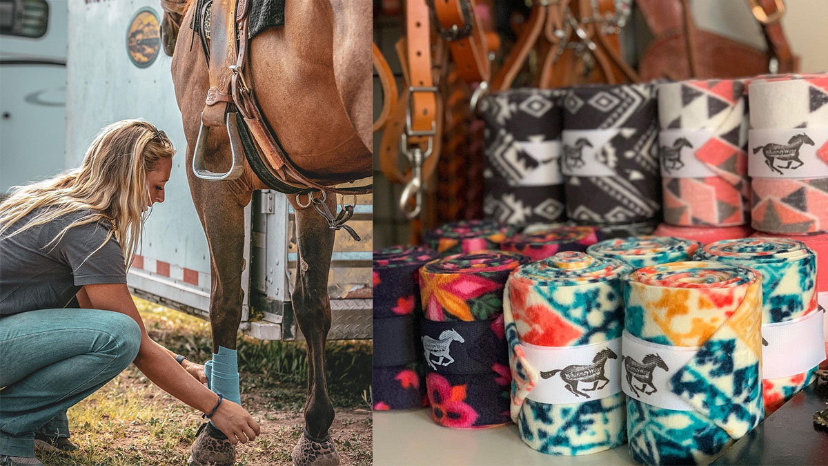 polo wraps cowgirl magazine