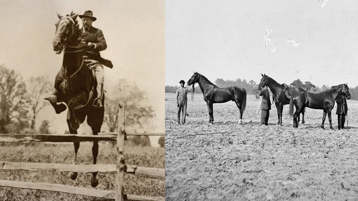presidents who rode cowgirl magazine